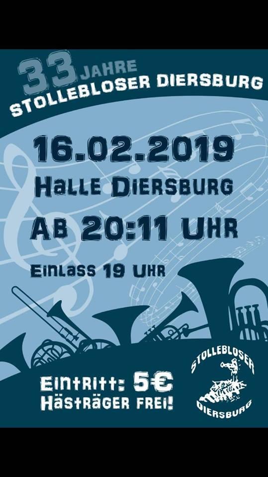 33 Jahre Stollebloser Diersburg