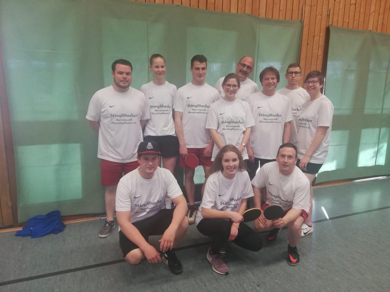 Tischtennis-Dorfmeisterschaften