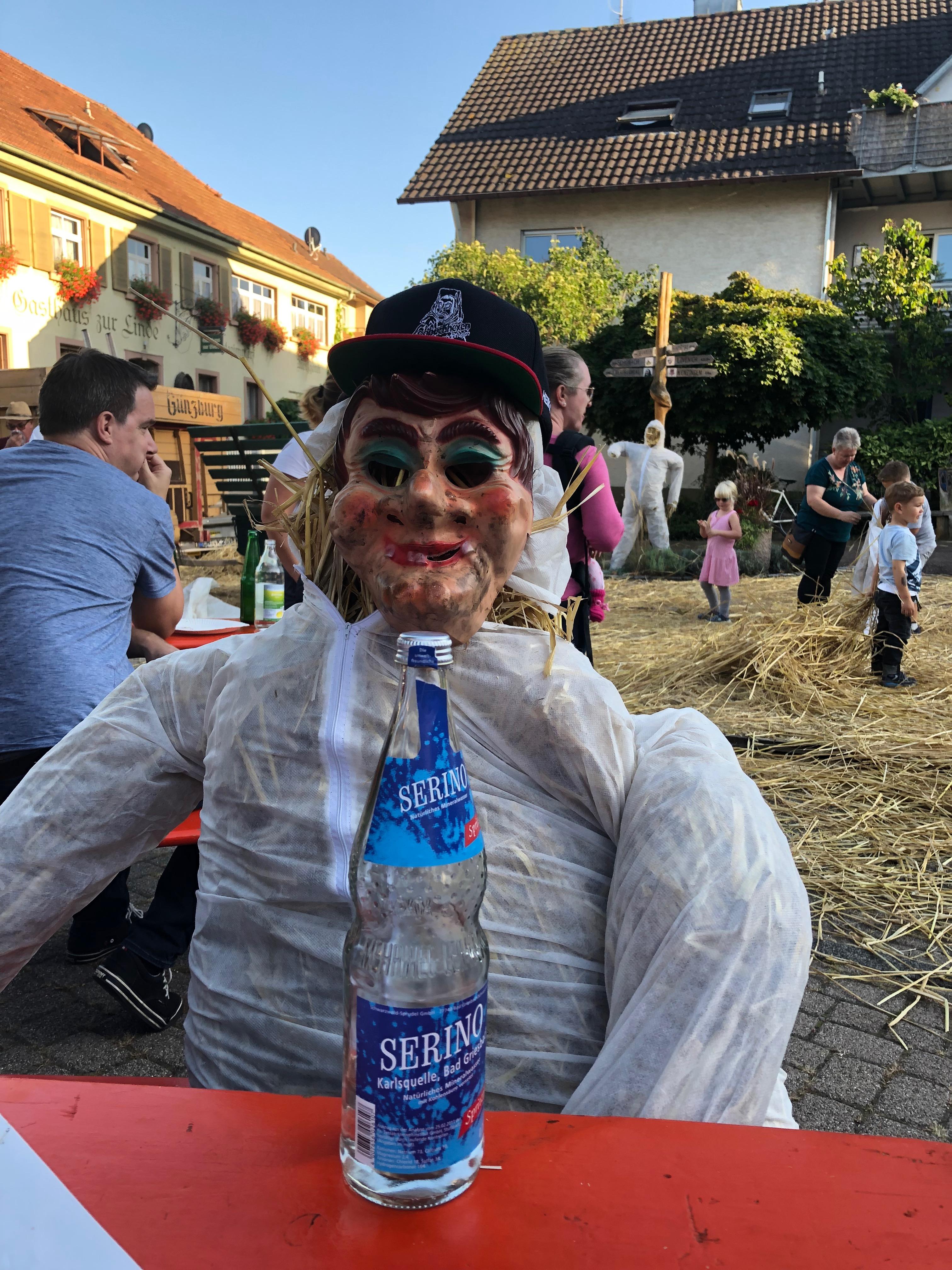 Oberschopfheimer Butz nach Nordweiler Art