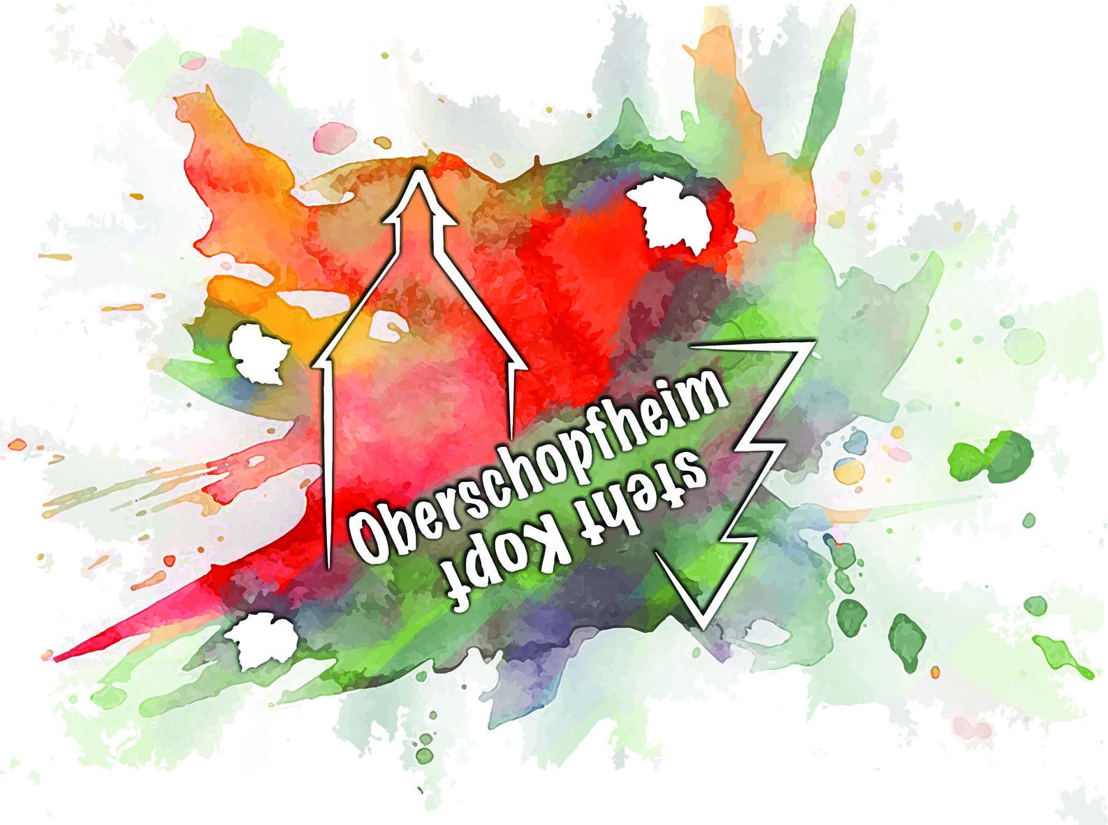 Unser diesjähriges Motto: Oberschopfheim steht Kopf